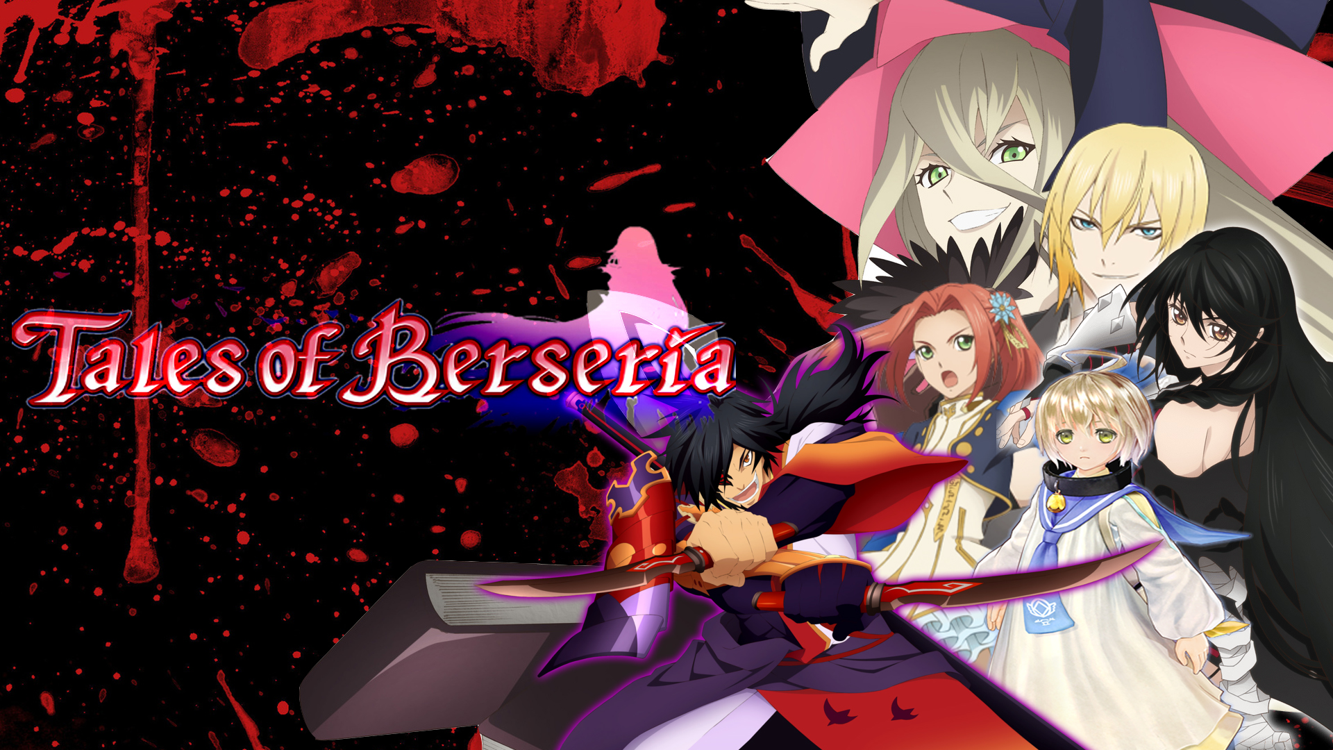 Tales Of Berseria Wallpaper Hd Posted By Zoey Sellers
