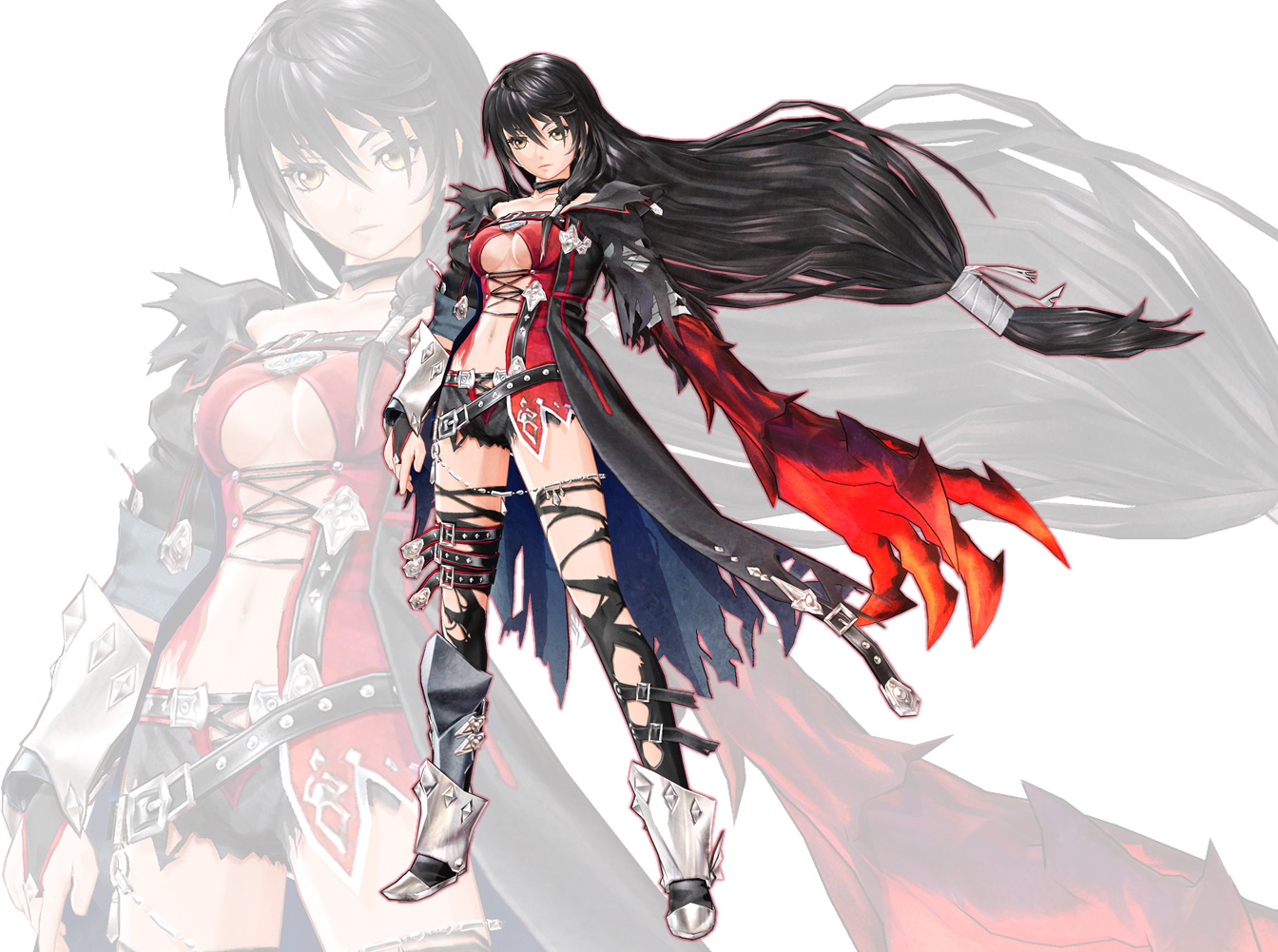 Tales Of Berseria Wallpapers Posted By John Cunningham