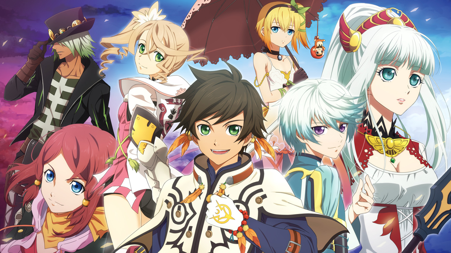 Tales Of Zestiria Background Posted By Ryan Mercado