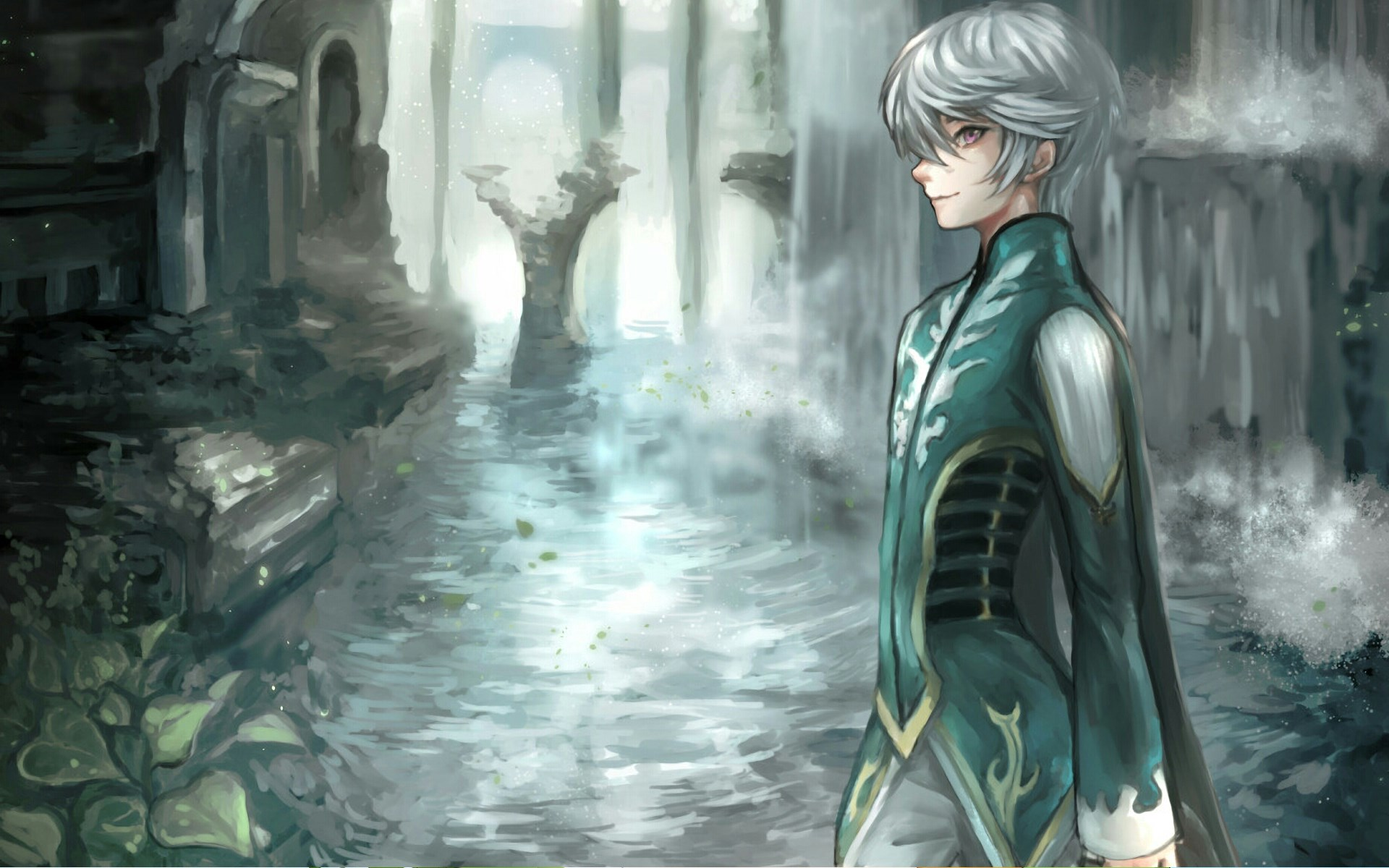 Tales Of Zestiria Mikleo Wallpaper Posted By Ethan Anderson