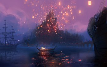 Tangled Backgrounds Posted By Ryan Sellers