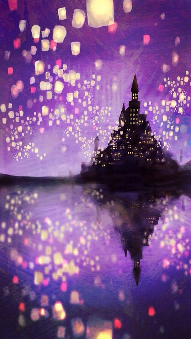 Tangled Lantern Scene Wallpaper Posted By Ethan Anderson