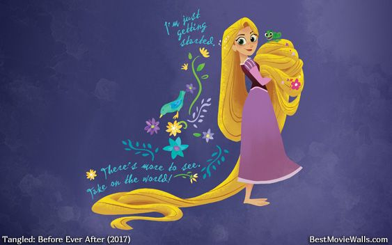 Tangled The Series Wallpapers Posted By Zoey Tremblay