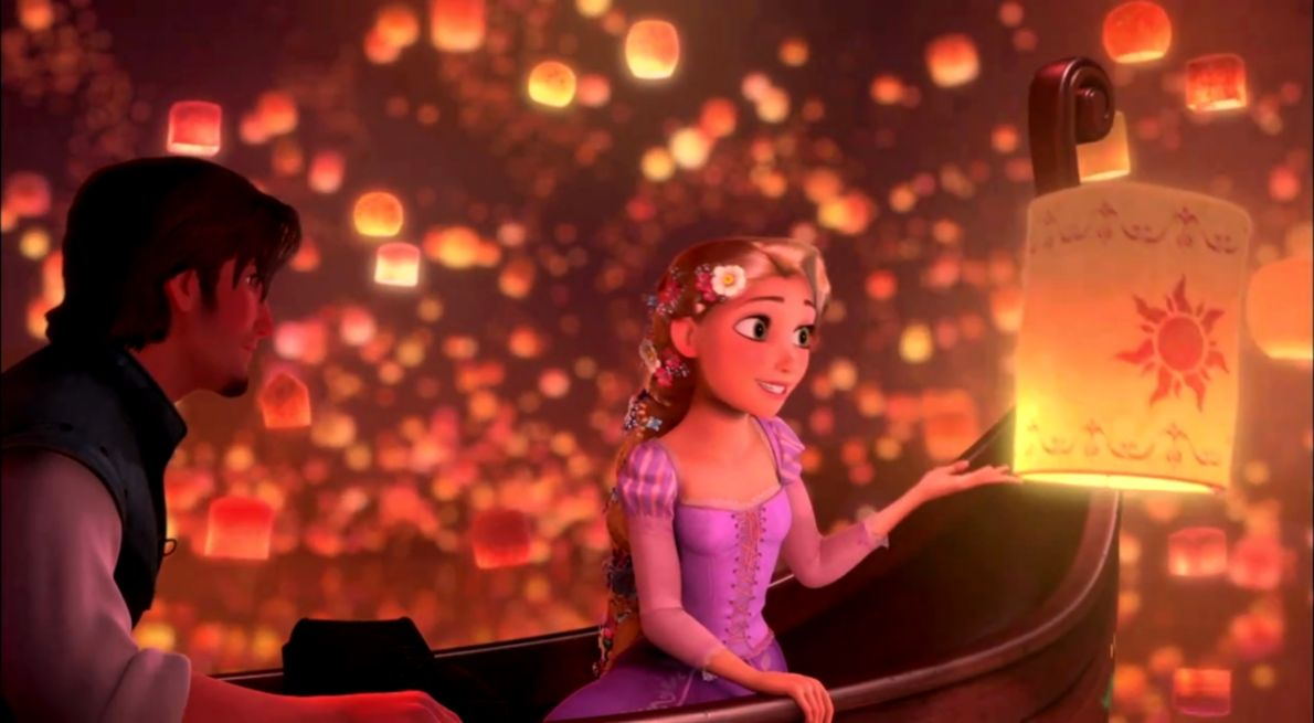 Tangled Wallpaper Hd Posted By Michelle Johnson