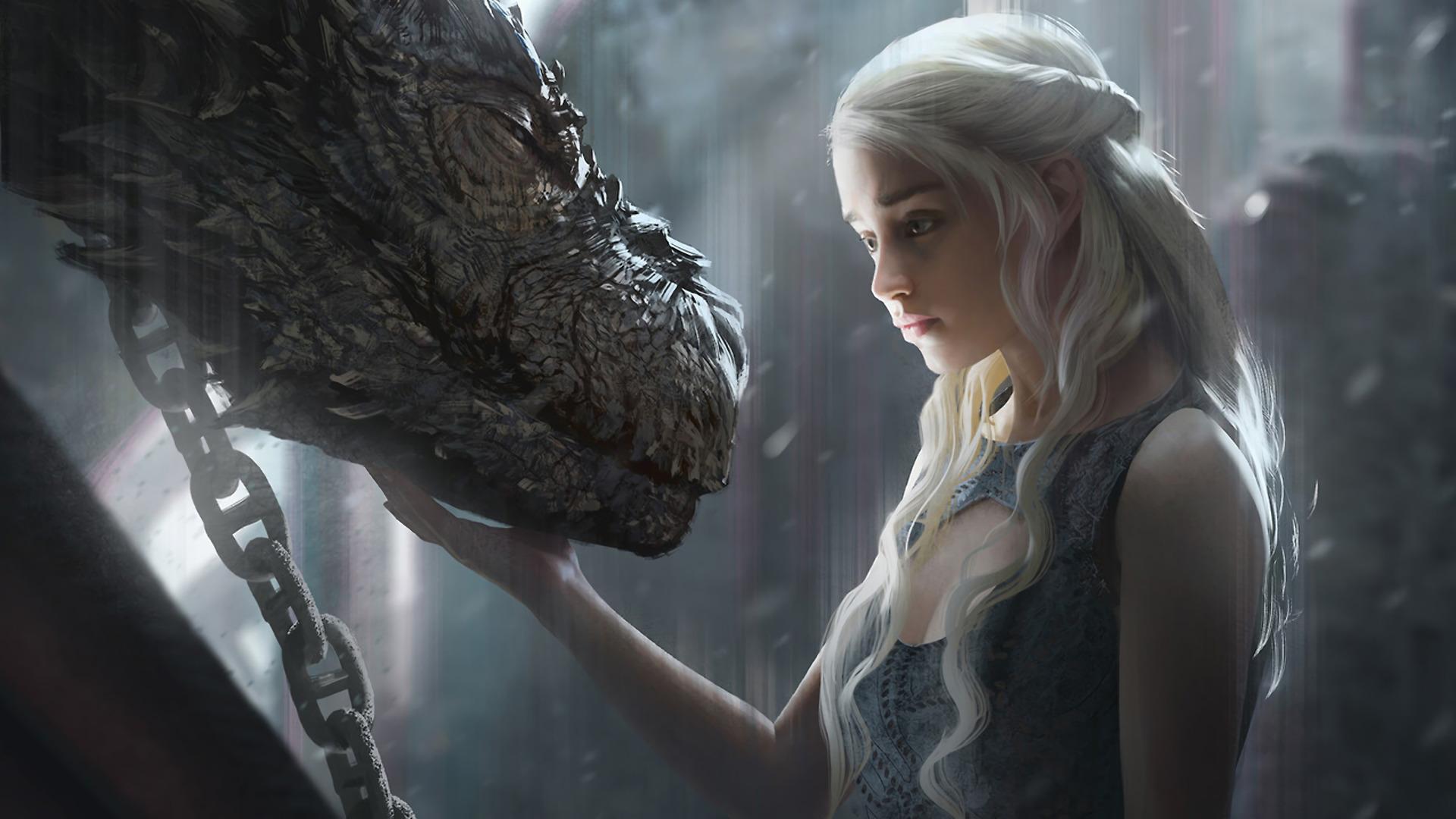 Targaryen Wallpaper 1920x1080