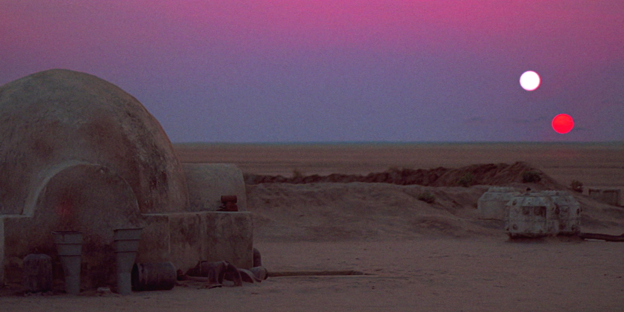 Tatooine Sunset Wallpaper Posted By Michelle Mercado