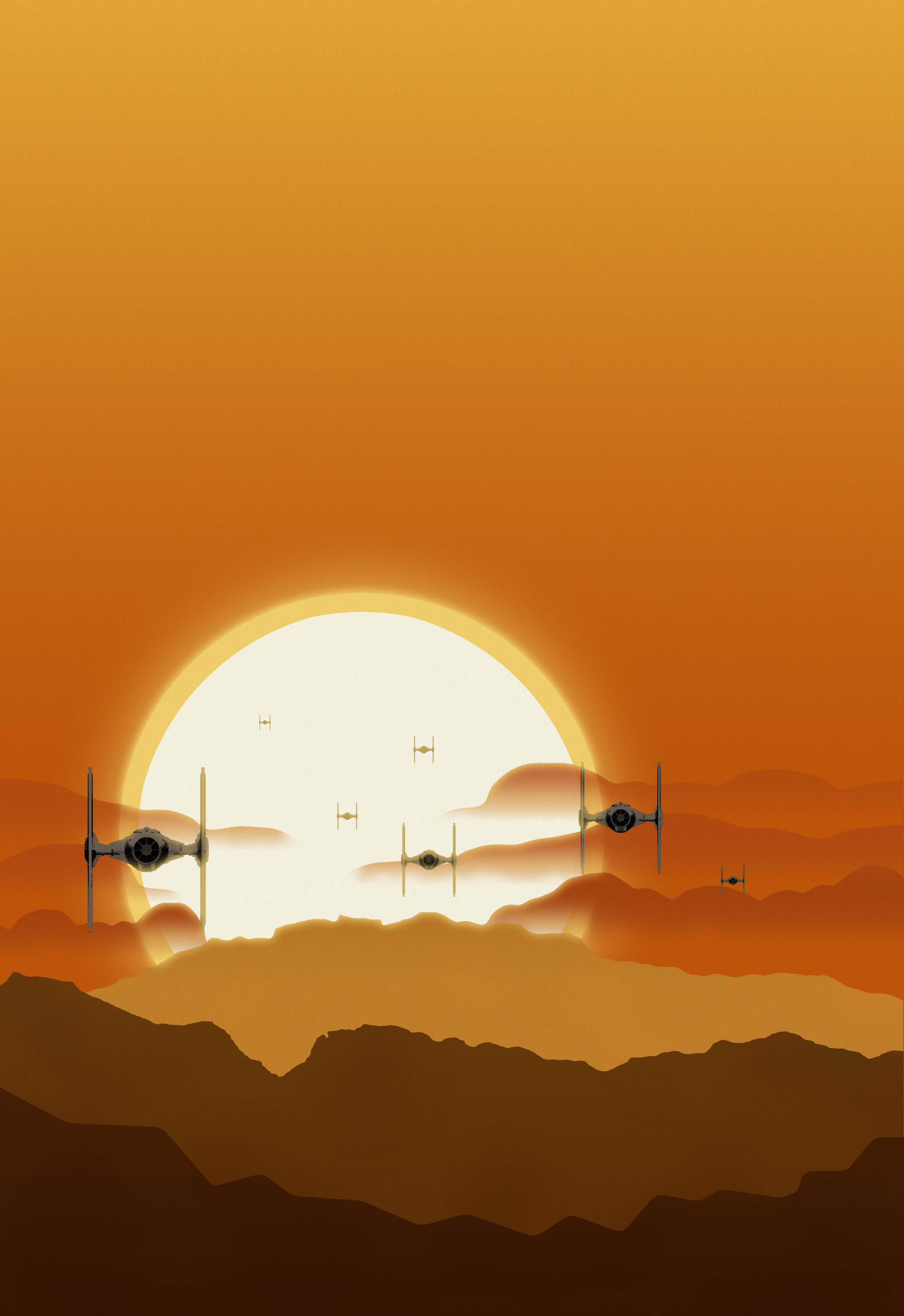 Sci Fi Vector Art by Max Melzer