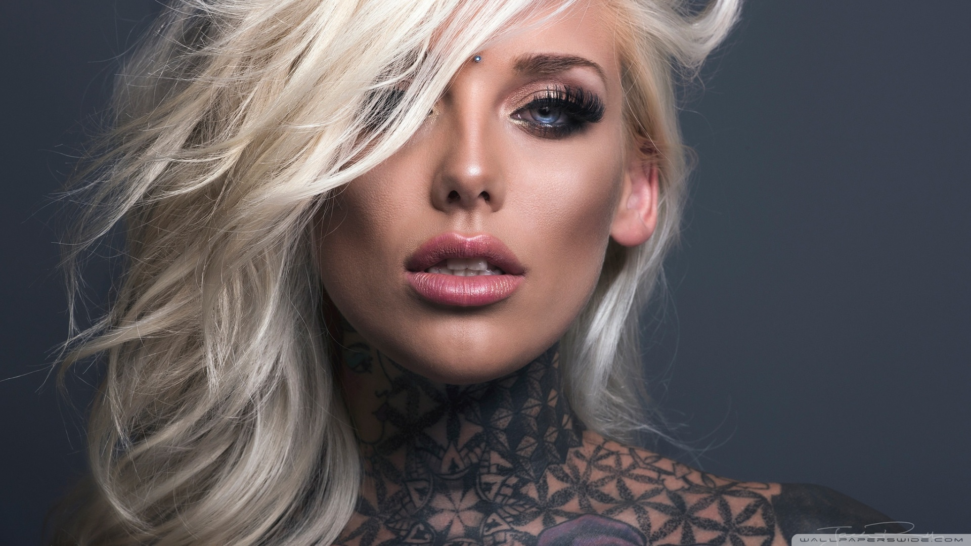 Tattoo Girl Wallpaper Hd Posted By Christopher Mercado