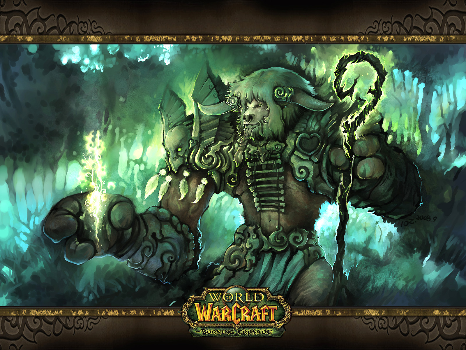 Tauren Wallpapers Posted By Sarah Simpson