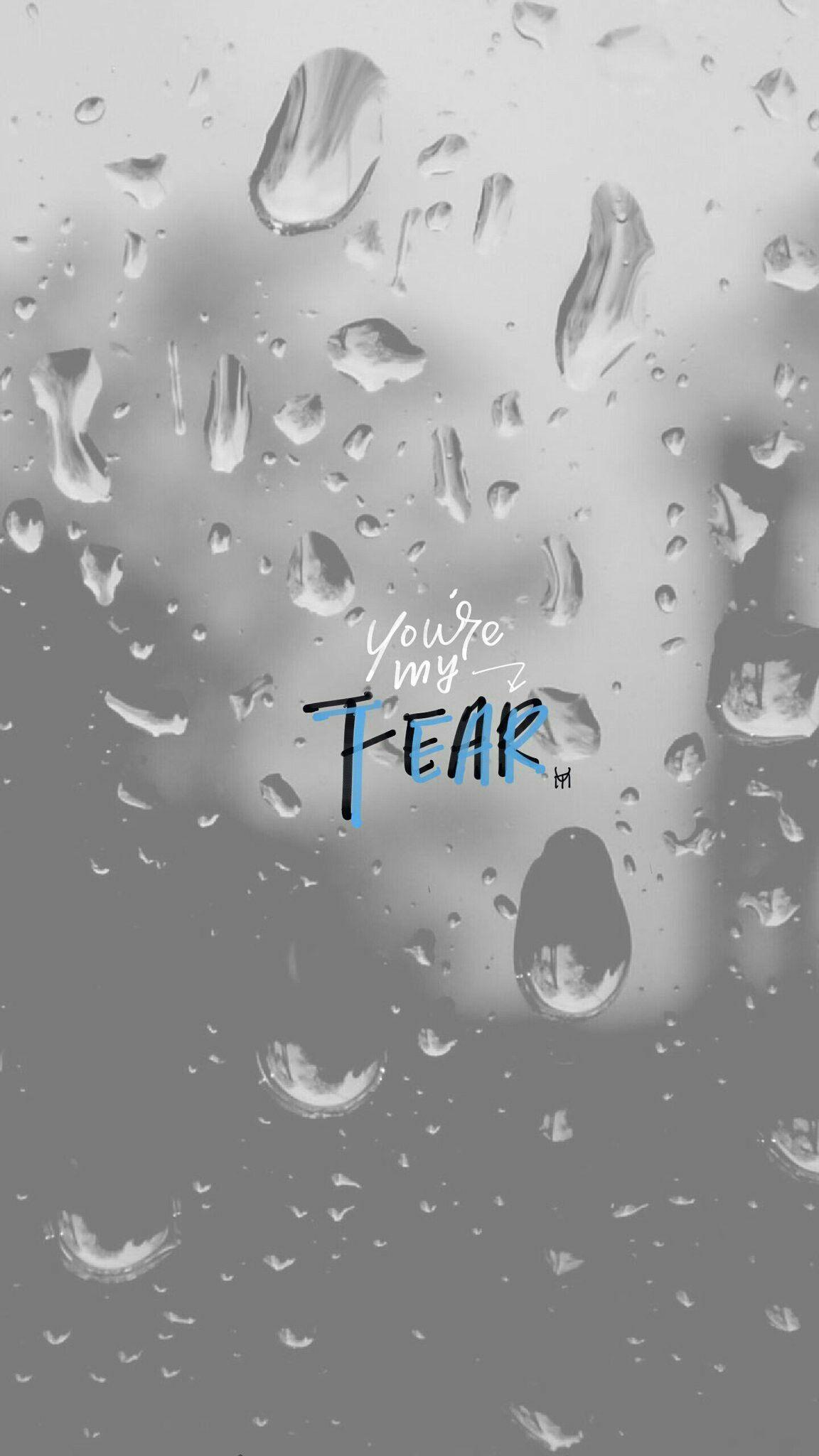 BTS wallpaper LOVE YOURSELF c Tear lyrics Outro Tear Bts