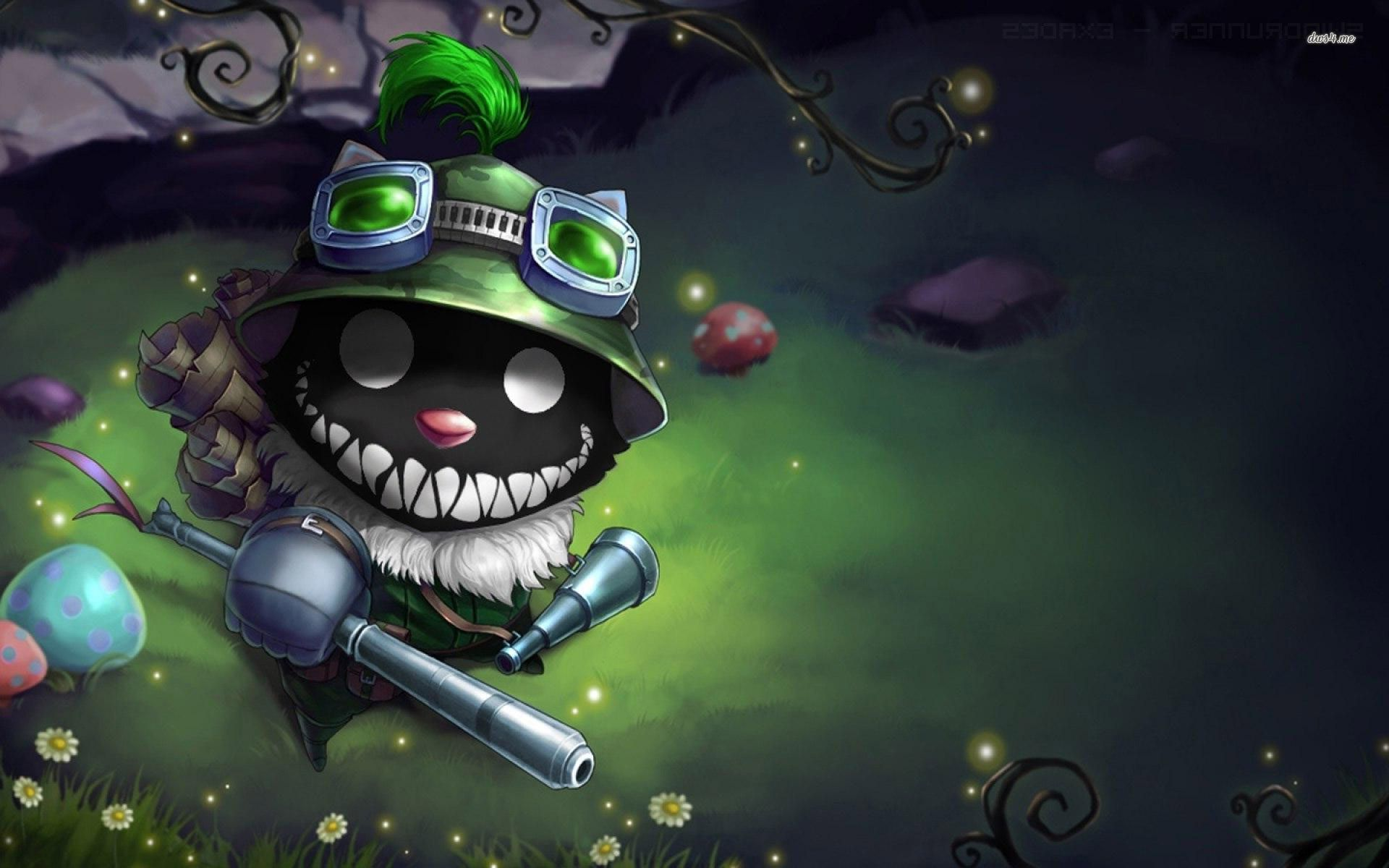 Teemo Wallpaper Posted By John Tremblay