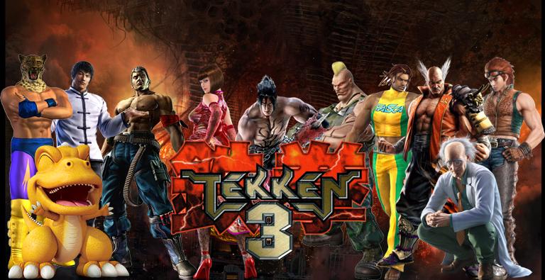 Tekken 4 android apk + data download
