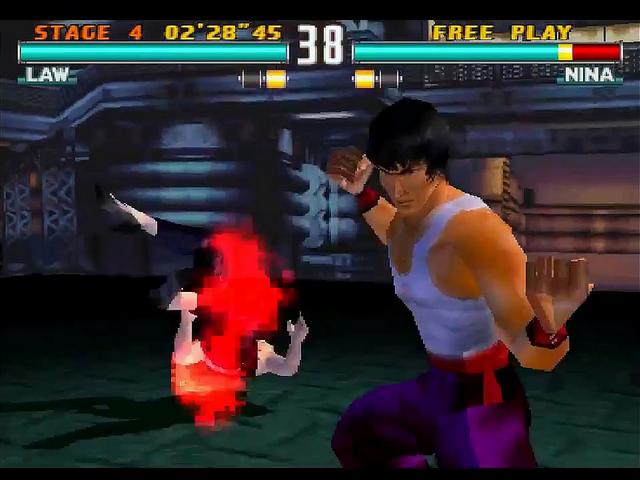 Tekken 3 Downloading Posted By Ethan Cunningham