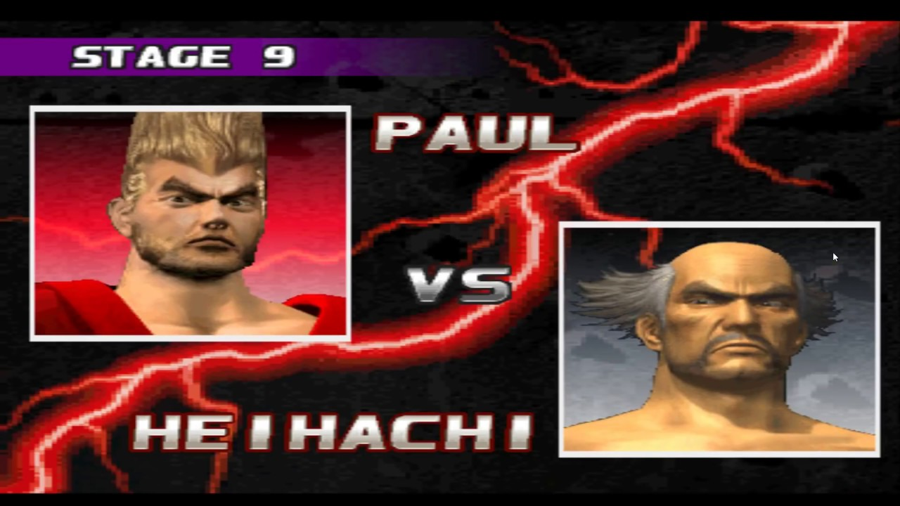 Tekken 3 Paul Posted By Michelle Tremblay