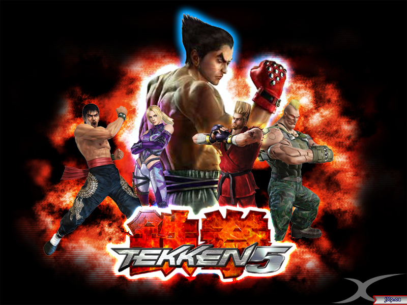 Tekken 5 Wallpapers Posted By Zoey Sellers