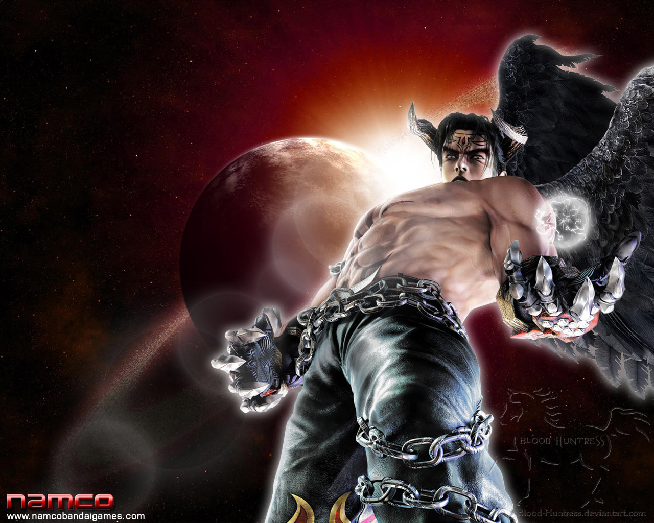 Tekken 6 Devil Jin Wallpaper Posted By Samantha Simpson