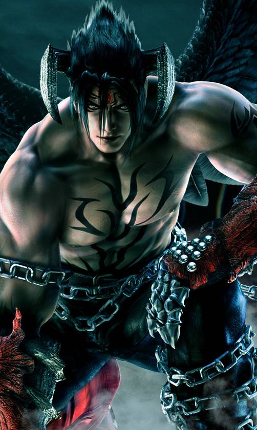 Tekken 6 Devil Jin Wallpaper Posted By Samantha Simpson