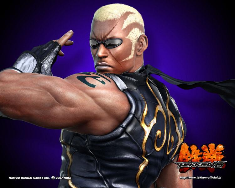 Tekken 6 Lars Wallpapers Posted By Michelle Mercado