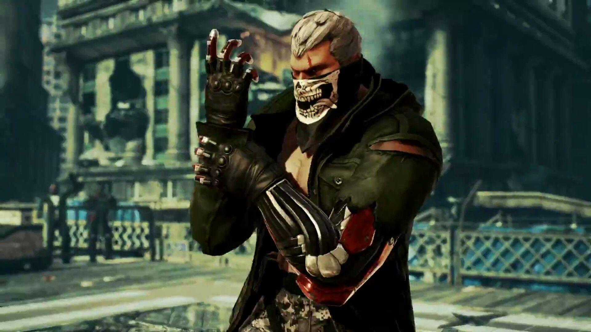 Tekken 7 Bryan Fury Posted By Christopher Sellers
