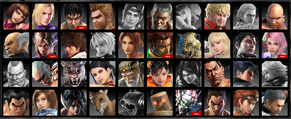 Tekken 7 Characters Pictures And Names Posted By Sarah Cunningham