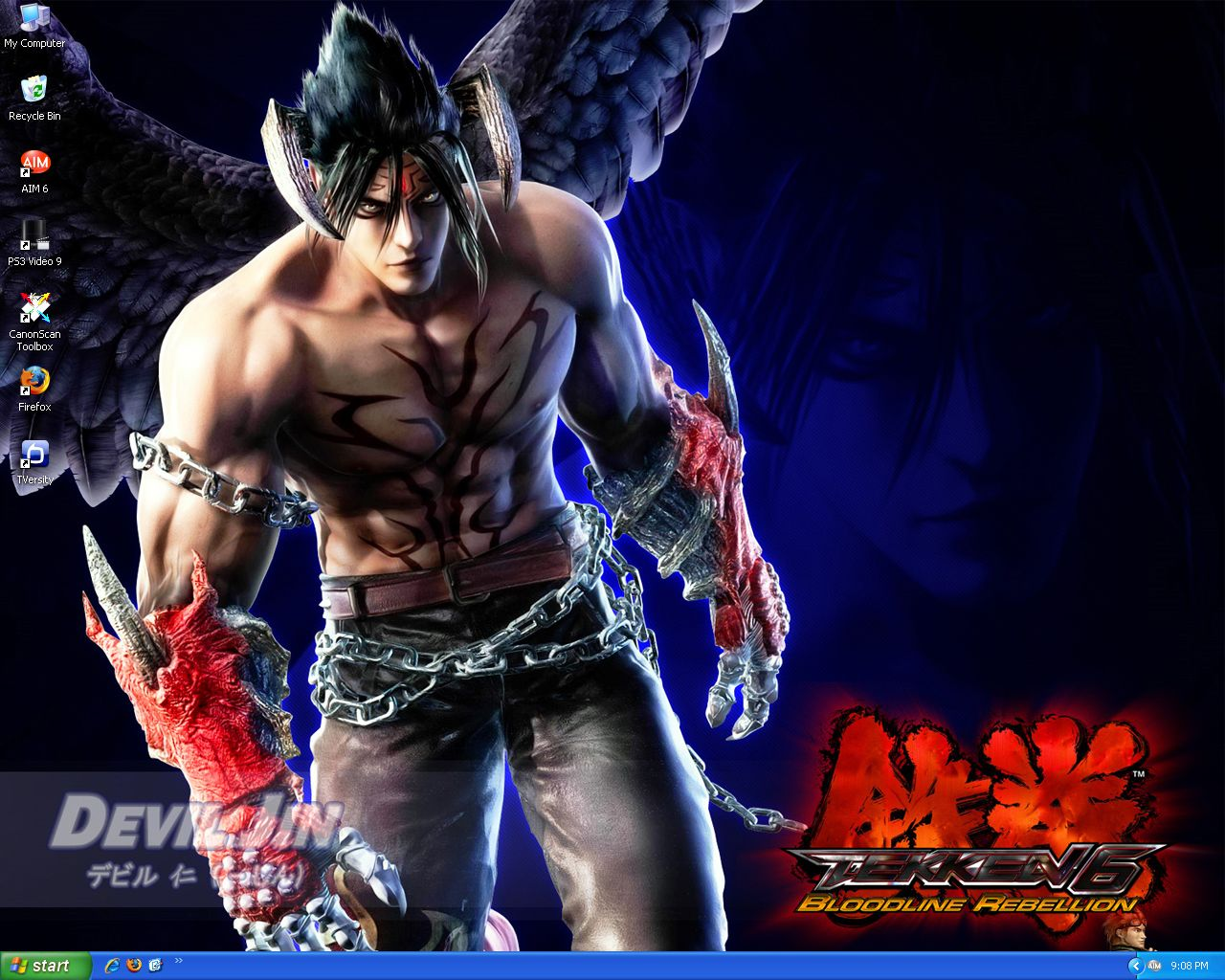 Tekken 7 Jin Wallpaper Posted By Samantha Thompson