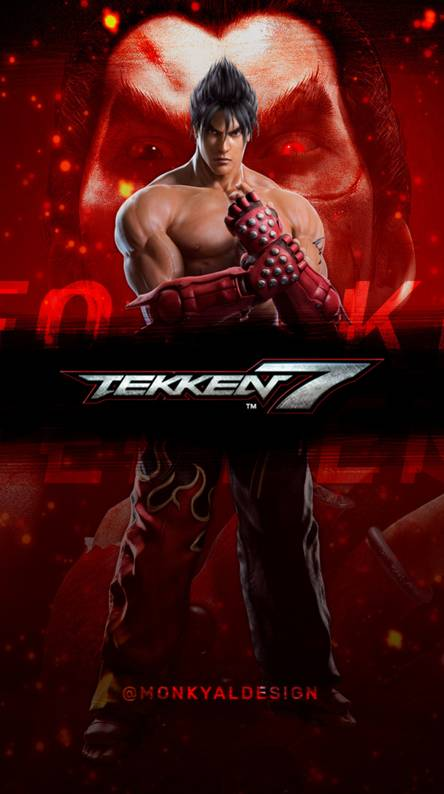 Tekken 7 King Wallpaper Posted By Christopher Cunningham