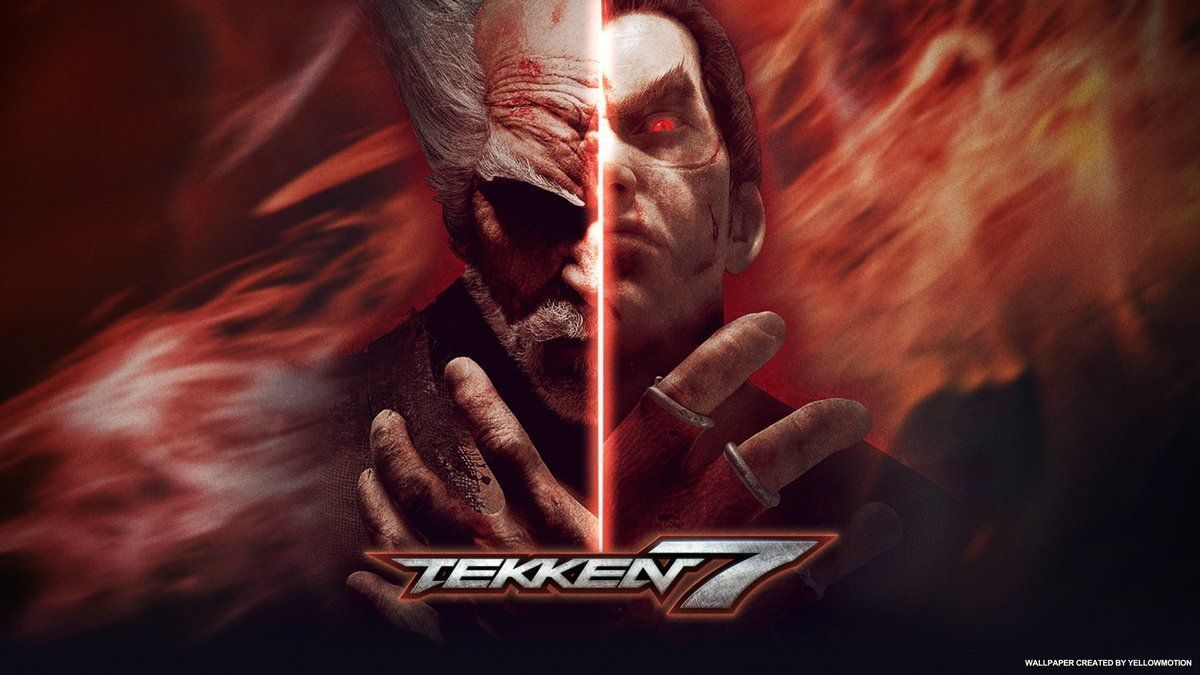 Tekken 9 Wallpapers Posted By Ethan Simpson