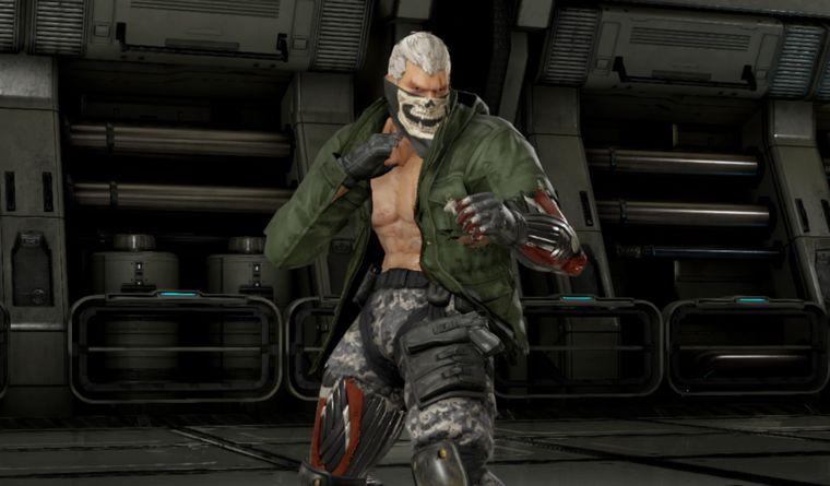 Tekken Bryan Fury Posted By Samantha Walker