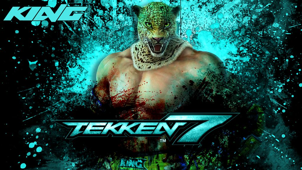Tekken King Wallpaper Posted By Michelle Walker