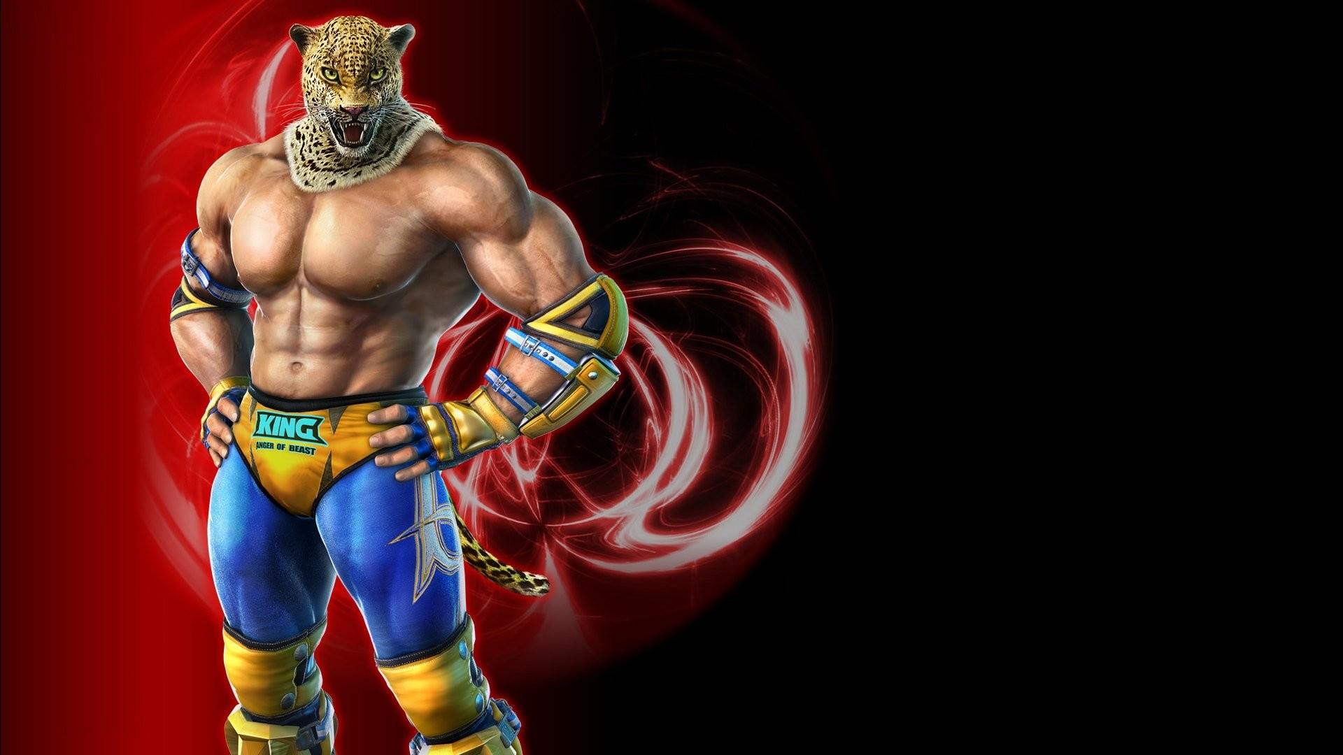 Tekken King Wallpaper Posted By Michelle Walker