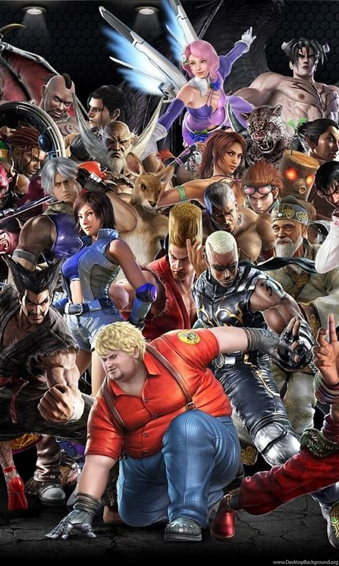 Tekken Mobile Wallpaper Posted By Christopher Peltier