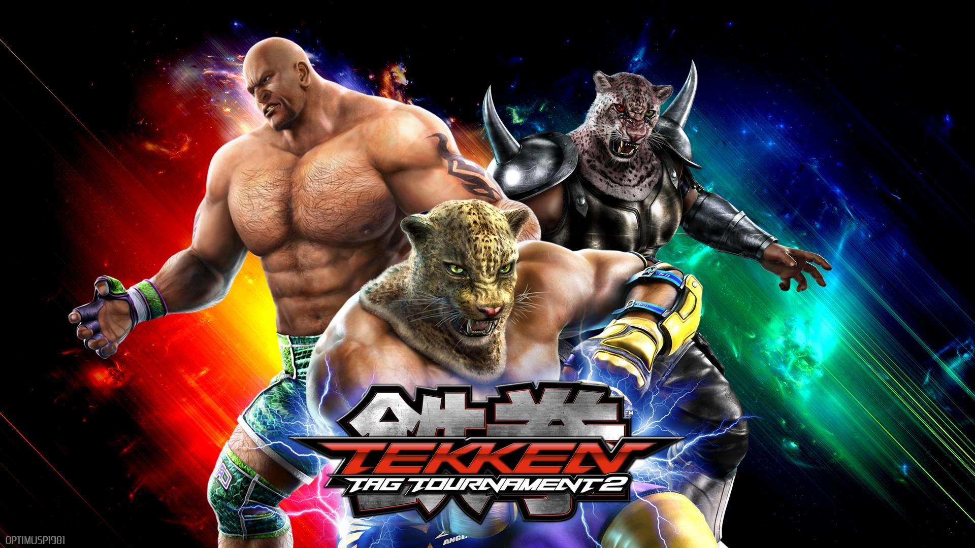 Tekken Tag 2 Wallpaper Hd Posted By Christopher Mercado