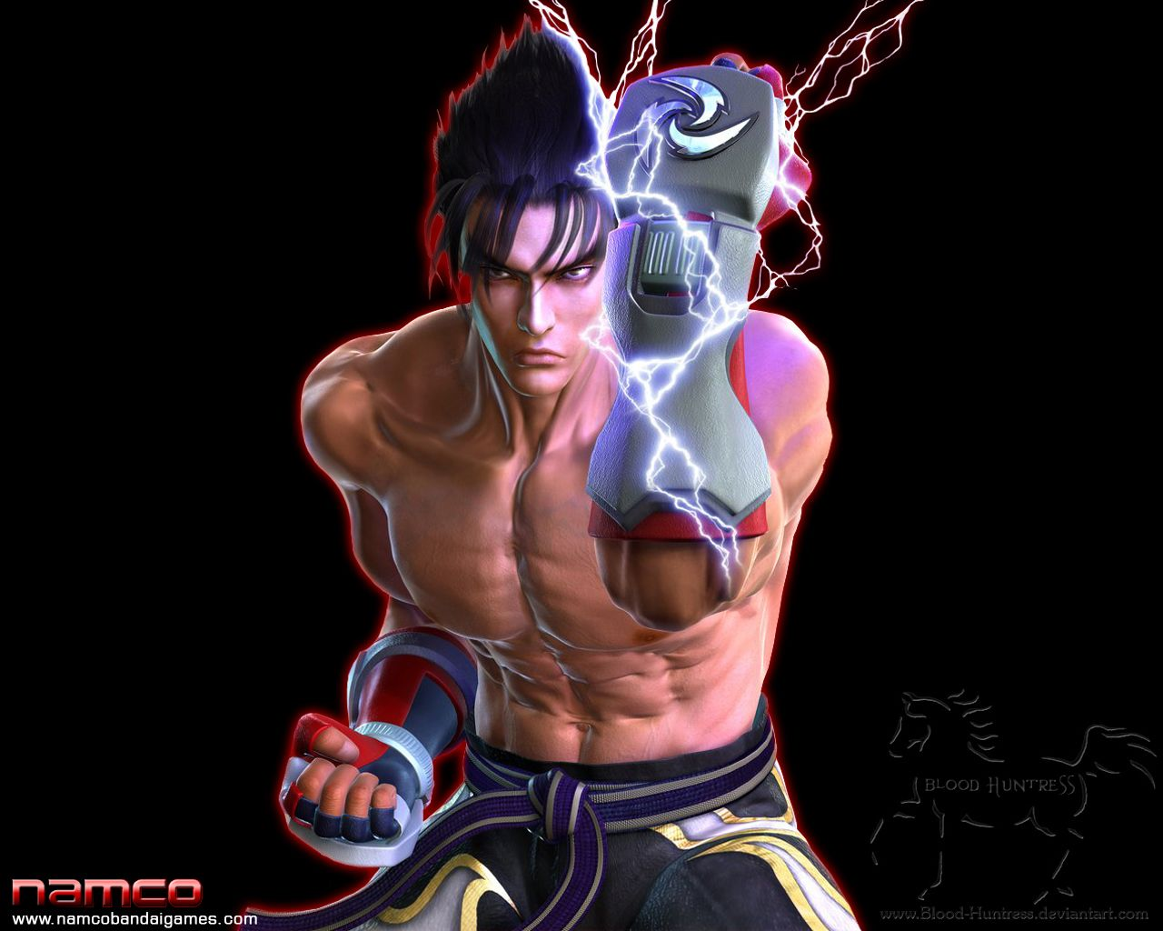 Tekken Tag Tournament 2 Jin Wallpaper Posted By Sarah Cunningham