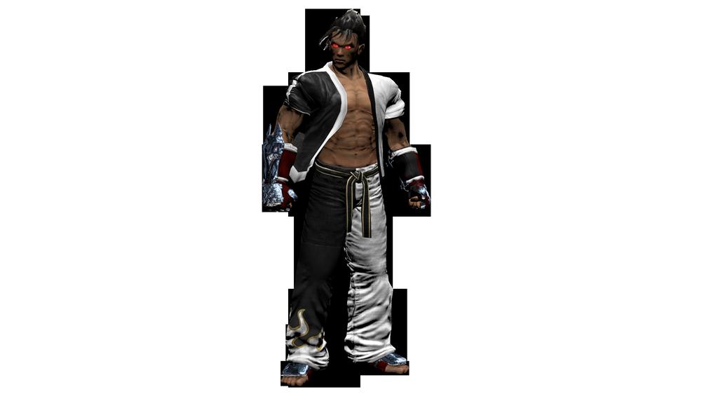 Tekken4 Jin Posted By Michelle Johnson