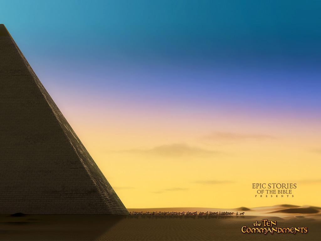 Ten Commandments Wallpapers