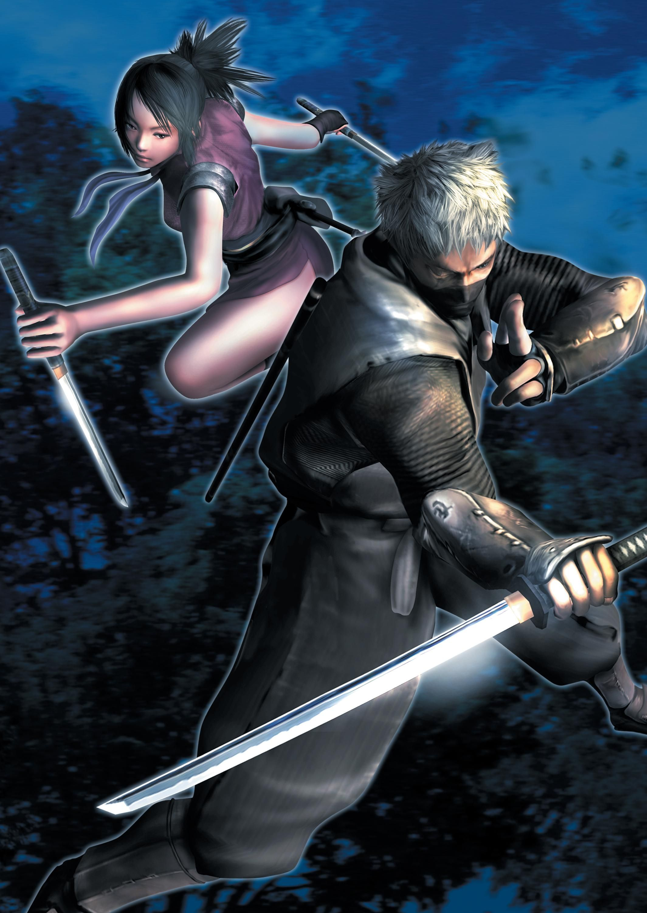Tenchu Hd Wallpapers Posted By Sarah Sellers