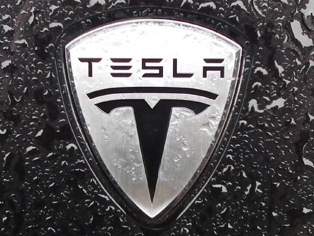 Tesla Logo Wallpaper Posted By Sarah Johnson