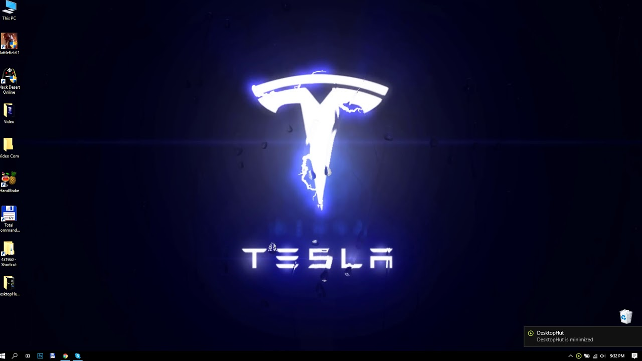 Tesla Logo Wallpapers Posted By Sarah Simpson