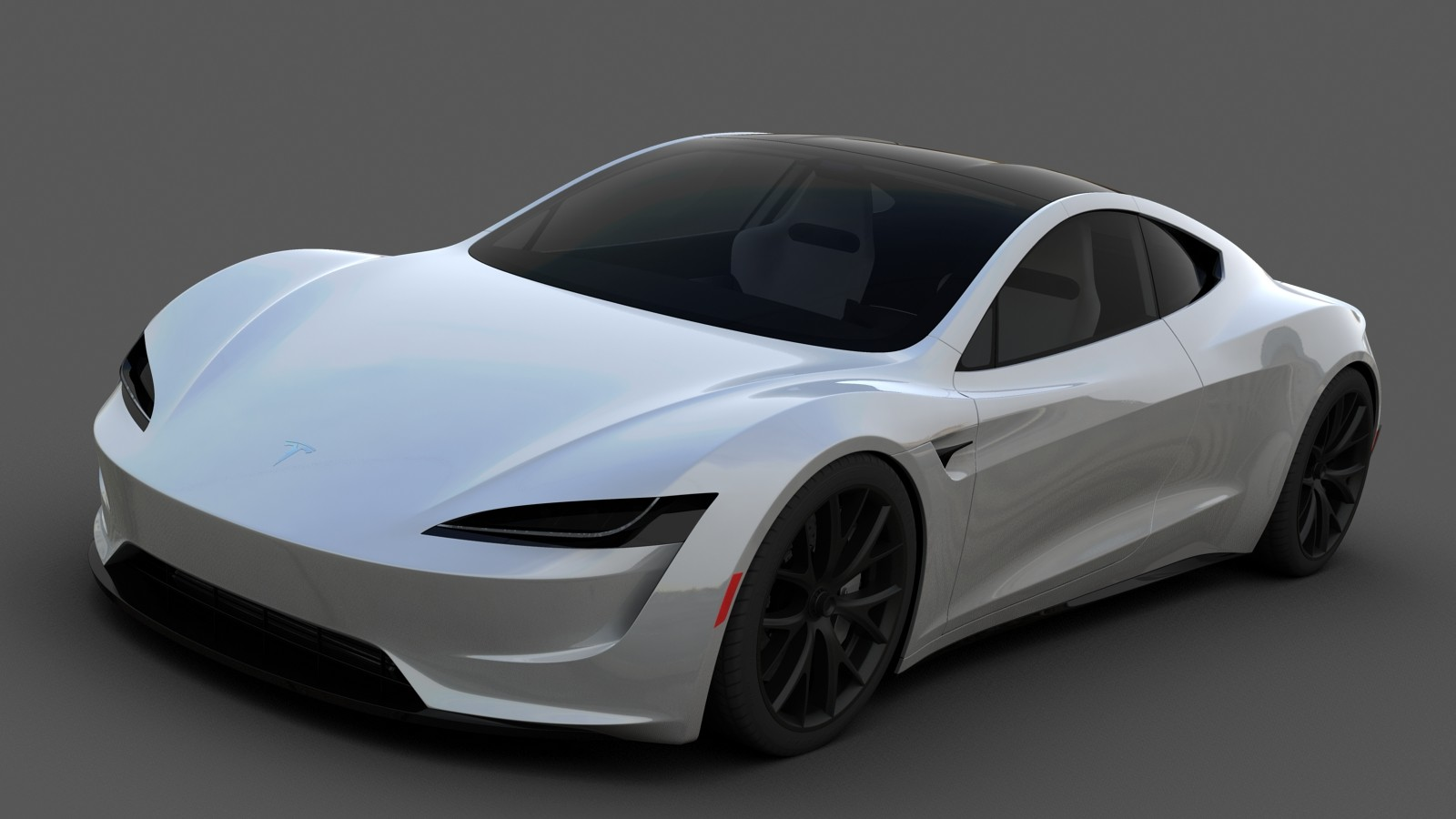 Tesla Roadster Hd Wallpaper Posted By Samantha Sellers
