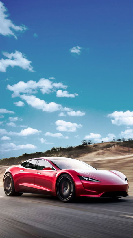 Tesla Roadster Wallpaper Posted By Christopher Cunningham
