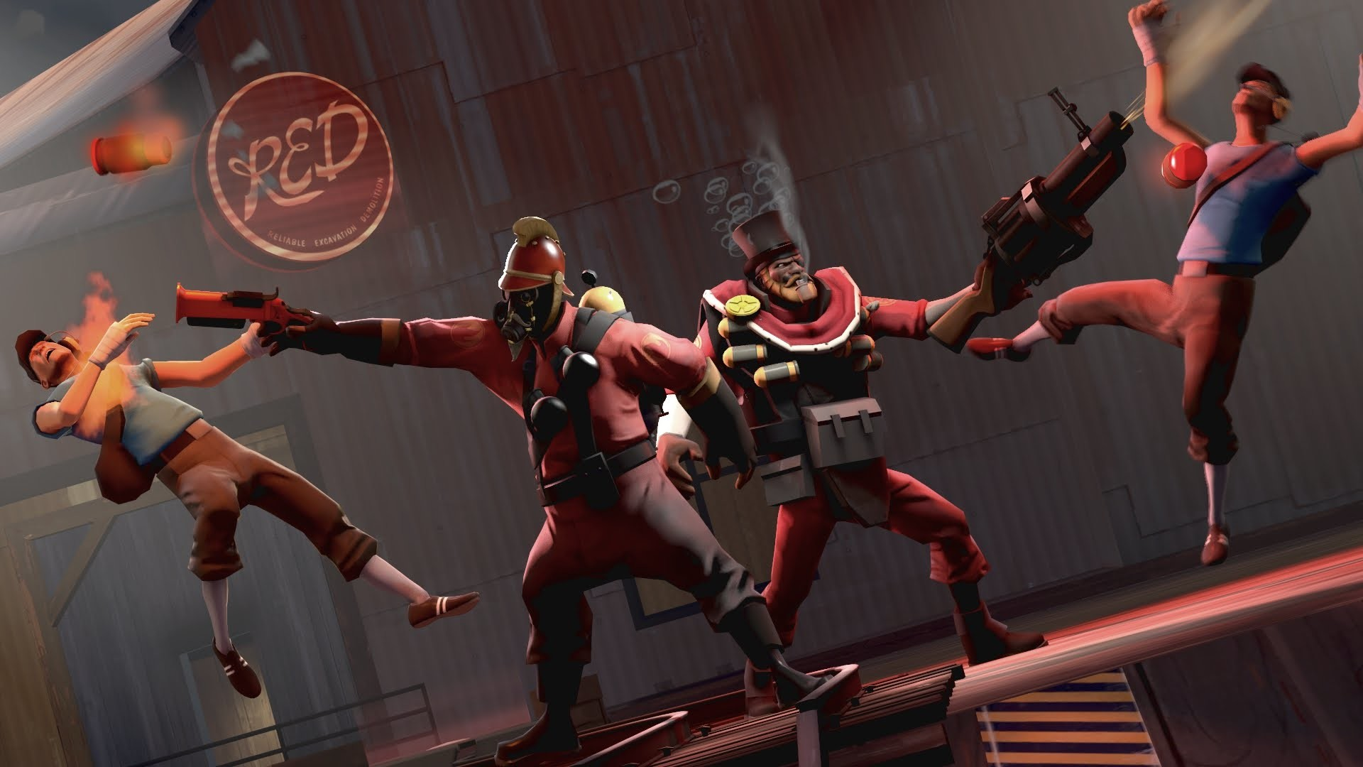 Tf2 Wallpaper Engineer Posted By Ethan Johnson