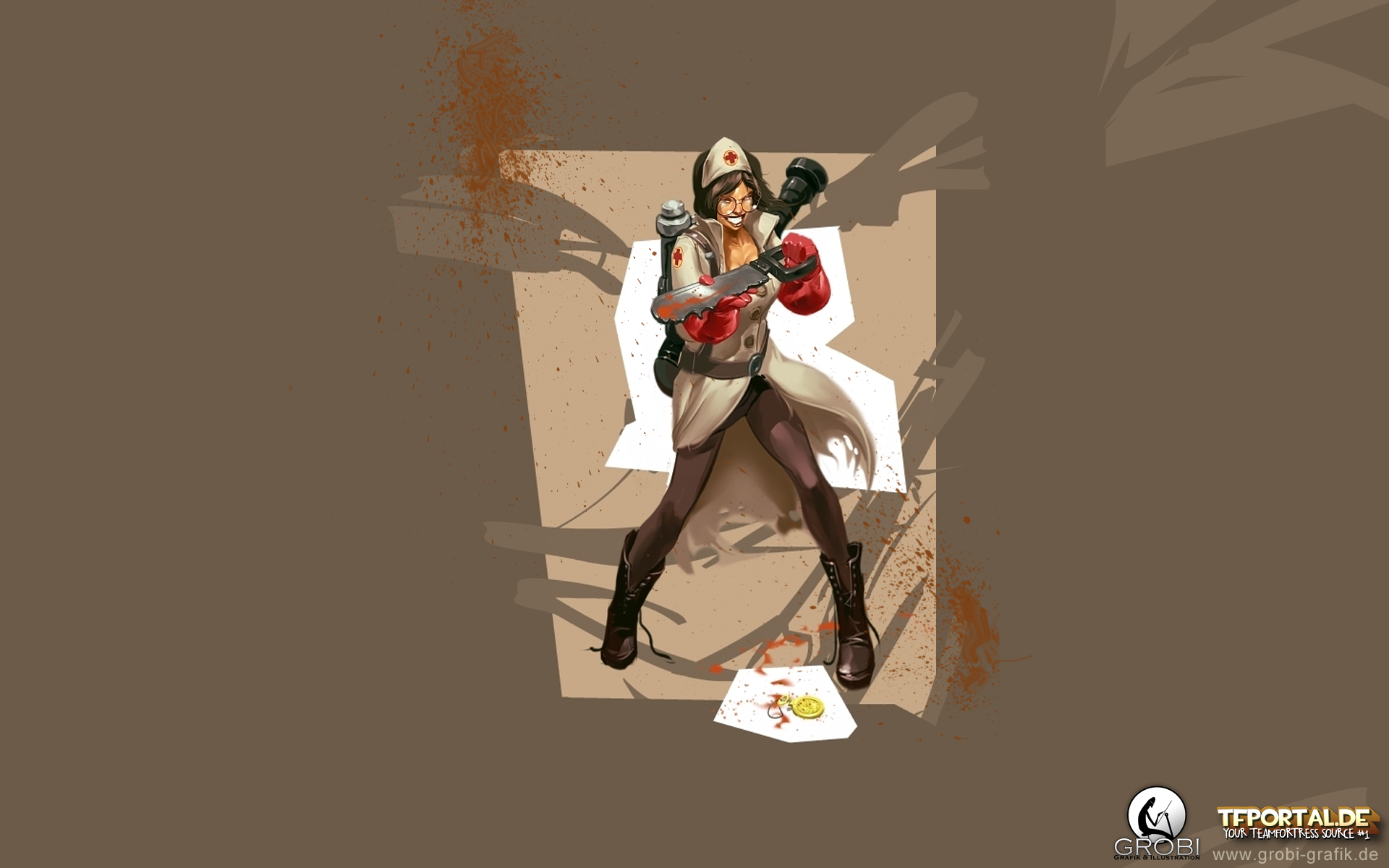 Tf2 Wallpaper Posted By Zoey Thompson