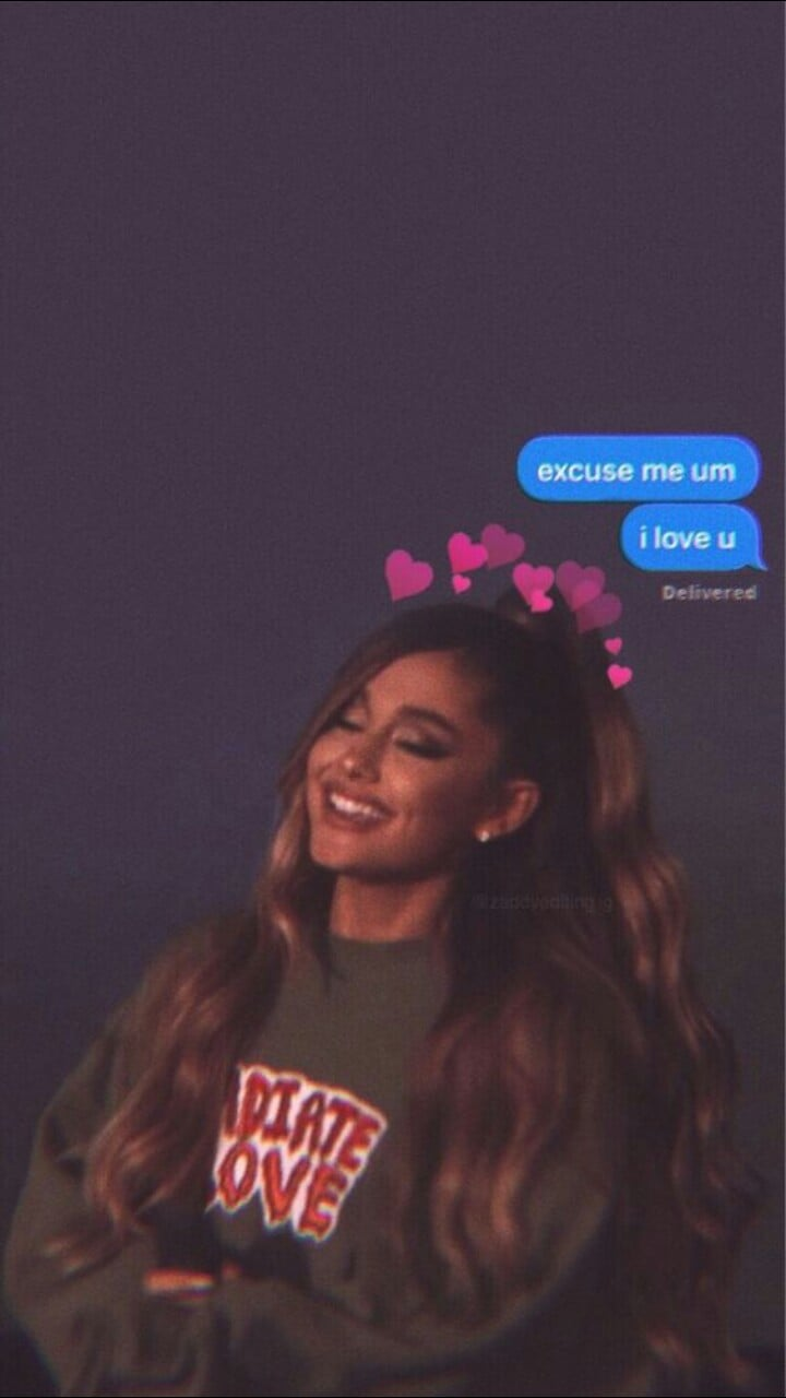 Thank U Next Ariana Grande Wallpapers Posted By Ryan Tremblay
