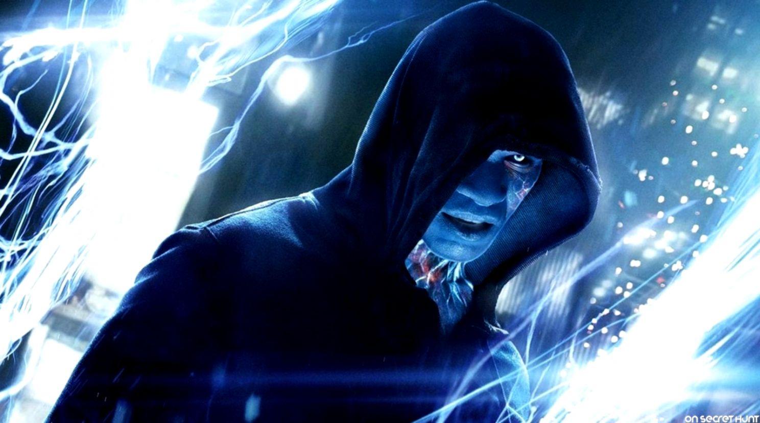 "Electro (Jaime Foxx) in ""The Amazing Spider Man 2"" (2014)"