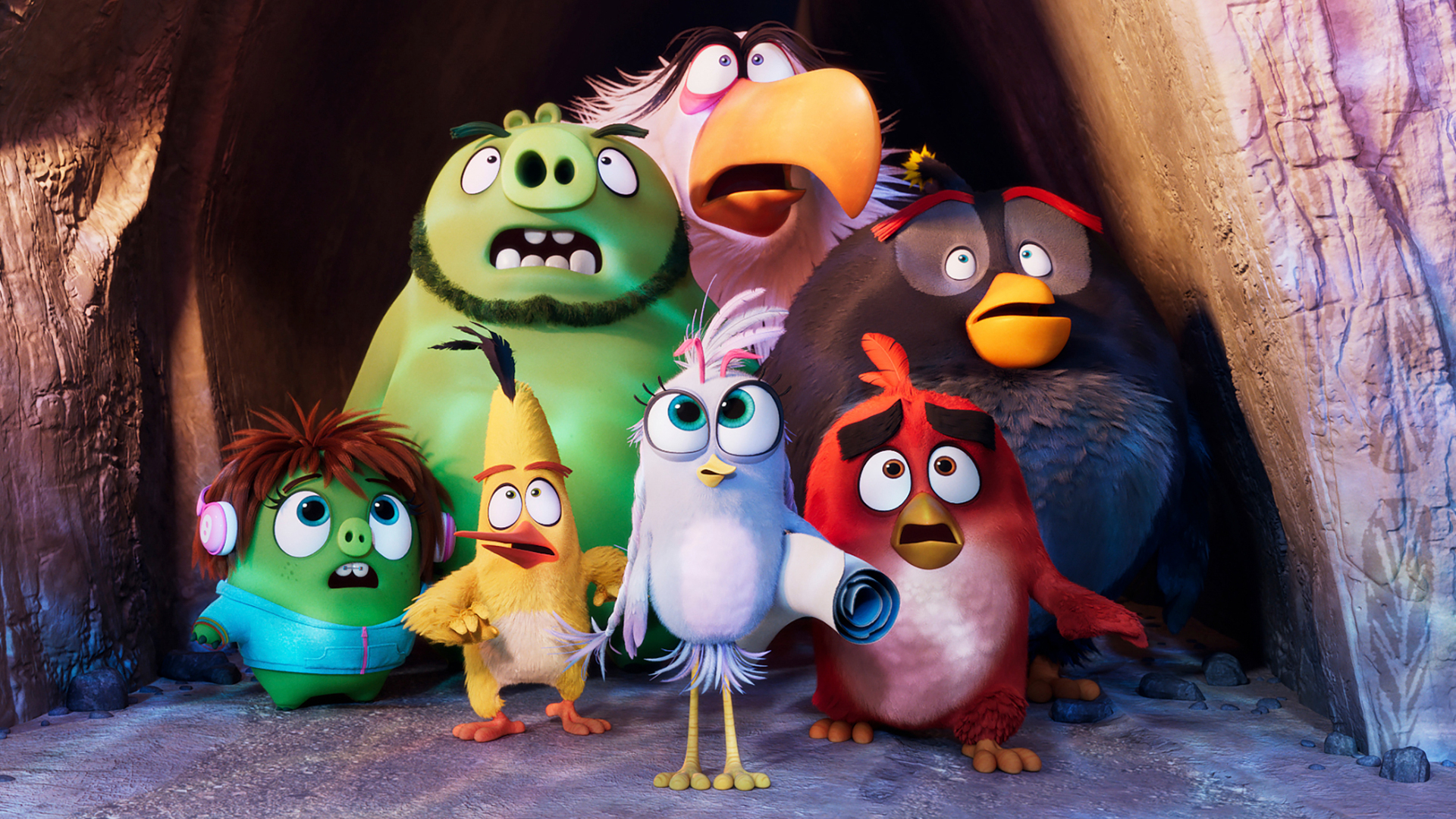 The Angry Birds Movie 2 Wallpapers Posted By John Mercado