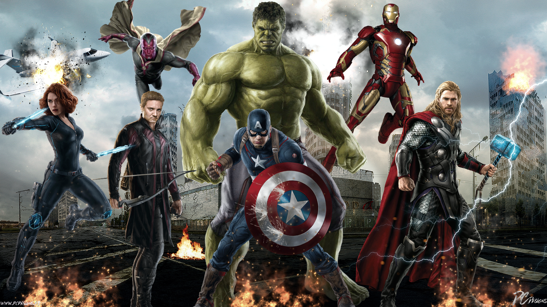 Marvel Avengers HD Wallpapers High Quality HD Nevaeh Jackson