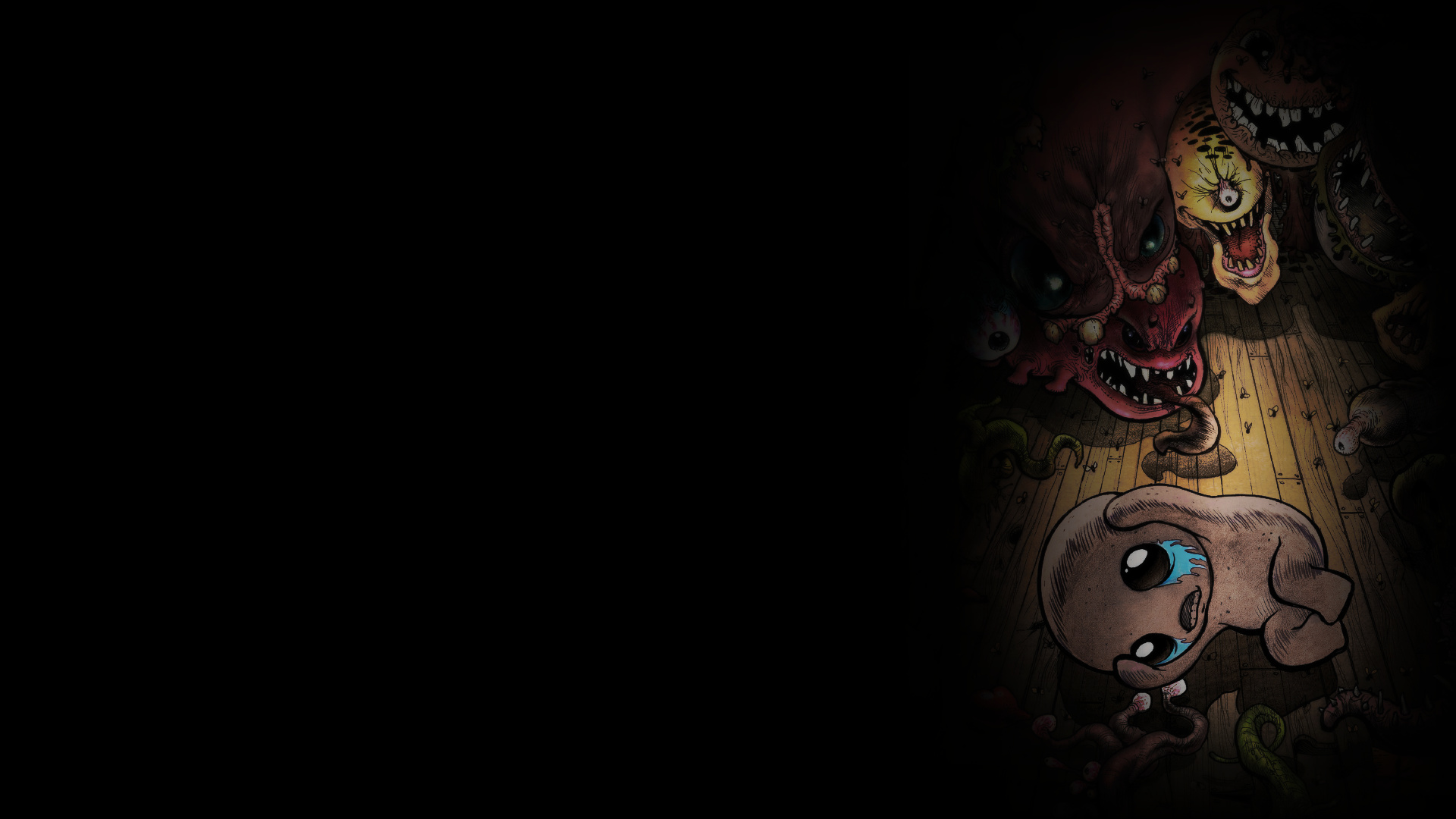 The Binding Of Isaac Background