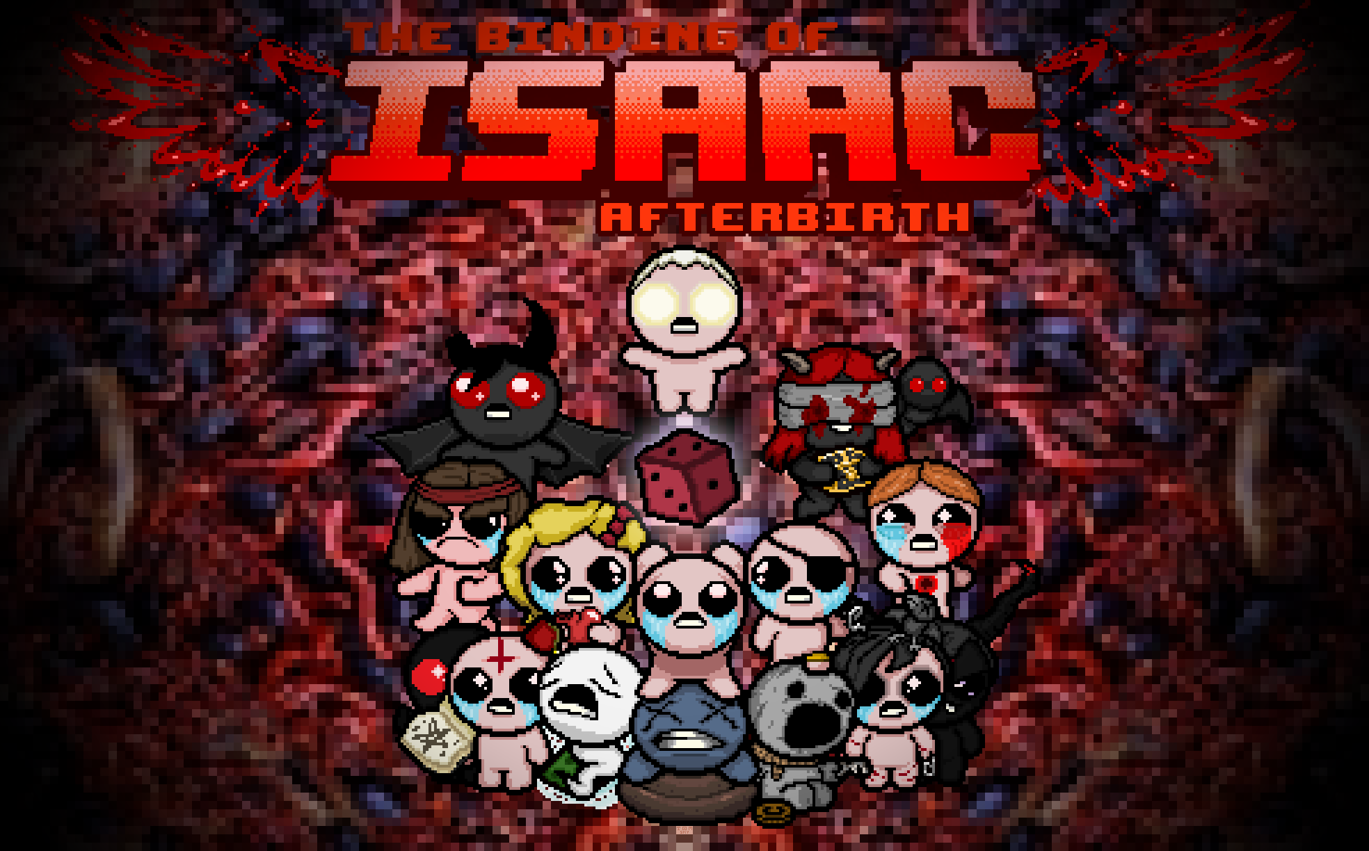 The Binding Of Isaac Wallpaper Posted By Christopher Johnson