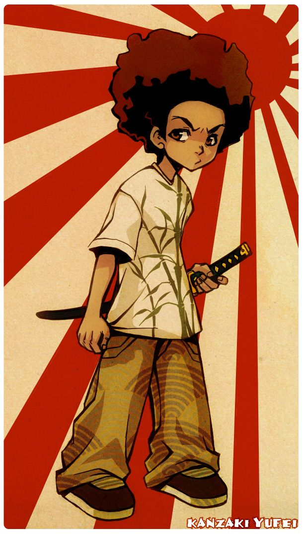 Boondocks Hit Dem Folks Wallpaper on WallpaperGet.com