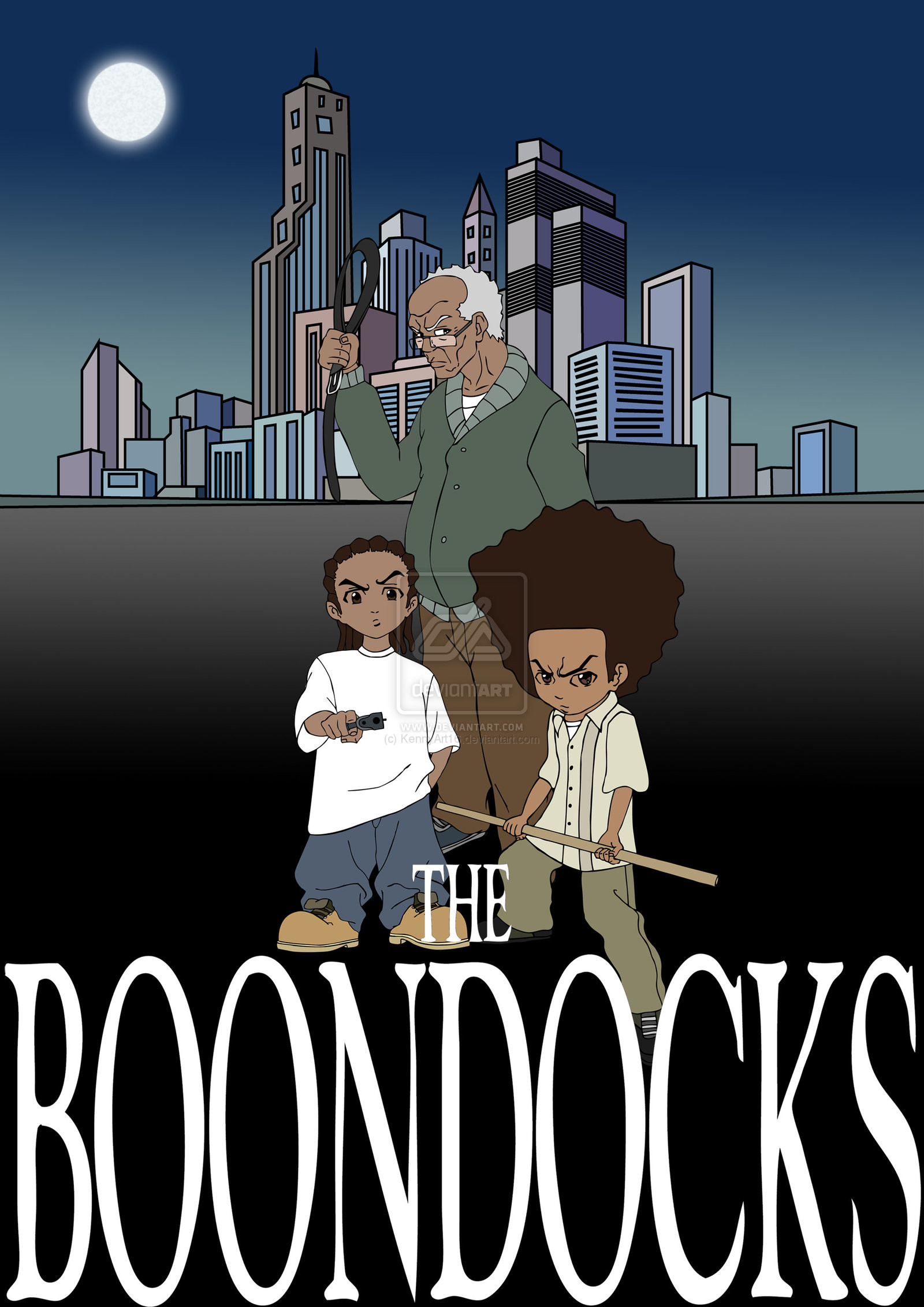 Boondocks Wallpapers 49+ images